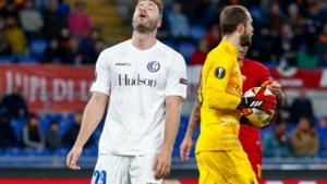 Gent verliest in Rome, en toch kan het volgende week nog spoken in de Ghelamco Arena