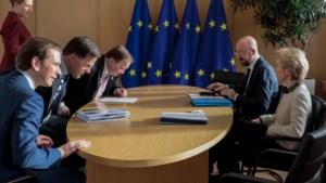 Rutte contra Michel op Europese geldtop