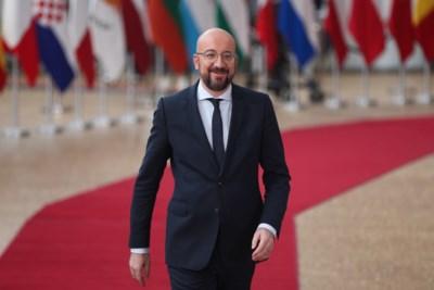 Charles Michel hervat gesprekken over EU-begroting