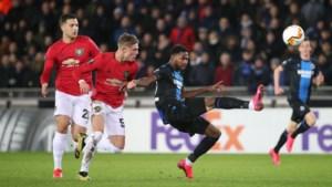 Clement geeft Club Brugge na gelijkspel tegen ManU slechts dertig procent kans op kwalificatie