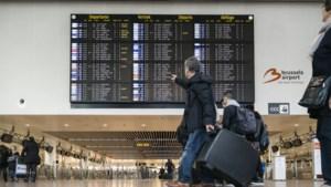 Nog geen bijzondere hinder aan paspoortcontrole door stiptheidsacties