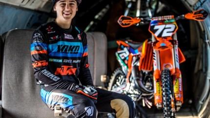 Liam Everts debuteert op 250