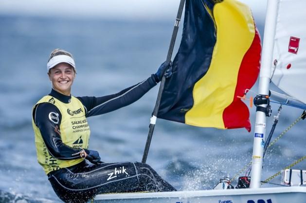 Zeilster Emma Plasschaert begint zondag aan WK Laser Radial