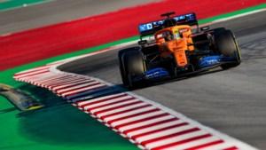 McLaren F1 team vreest coronavirus: