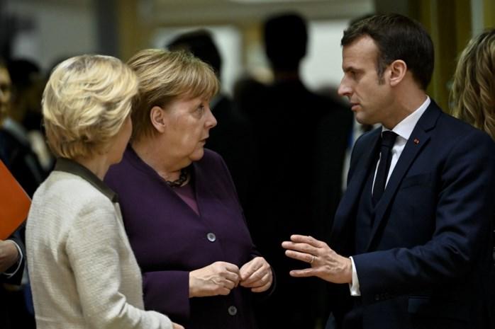 Merkel en Macron zoeken met Poetin en Erdogan politieke oplossing voor Idlib