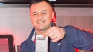 Vijf euro inzet op voetbal levert Beringse cafébaas liefst 100.000 euro op