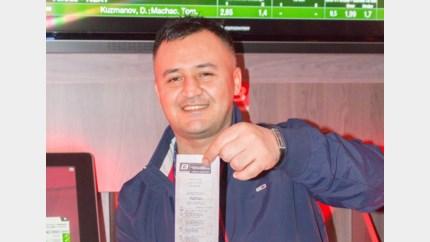 5 euro inzet op voetbal levert Beringse cafébaas liefst 100.000 euro op