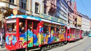 GOESTING. Zonhovense Jolien deelt haar beste insidertips uit Frankfurt