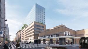OMA ontwerpt spectaculaire nieuwe hoofdzetel NMBS aan Brussel-Zuid