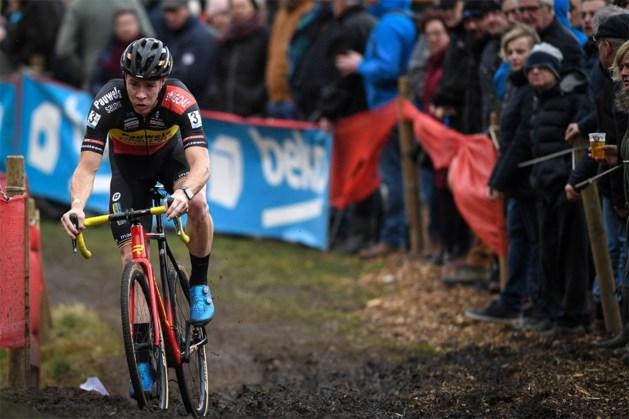 Laurens Sweeck wil voor eigen volk schitteren in GP Leuven