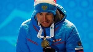 Wereldkampioen biatlon Loginov krijgt politie over de vloer in dopingonderzoek