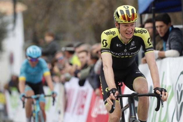 Jack Haig ontzegt Jakob Fuglsang derde ritzege in vier dagen in Ruta del Sol