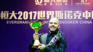 De memorabele snookerwedstrijden van Luca Brecel