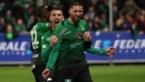 Cercle Brugge klopt nu ook Moeskroen en geeft rode lantaarn door aan Waasland-Beveren