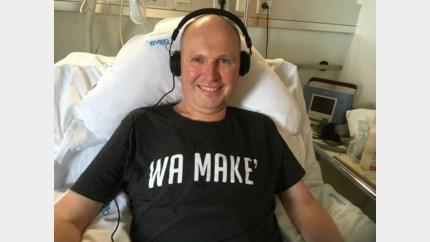 """ALS-patiënt uit 'Taboe' overleden:""""Genoten van het leven tot de laatste ademteug"""""""
