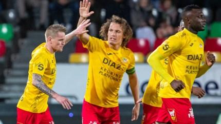 KV Oostende is nog niet gered, Zulte Waregem weer verder verwijderd van zesde plaats na gelijkspel