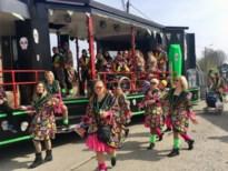 Carnavalsstoeten mogen uittrekken