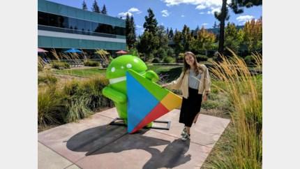 Alkense (27) maakt carrière bij Google