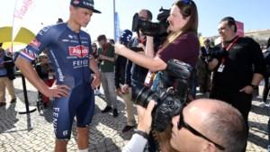 """Krijgen we vandaag Van der Poel-show in de Ronde van Algarve? """"Ik mag mijn kans gaan en wil eens testen"""""""