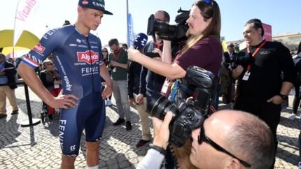 Krijgen we vandaag Van der Poel-show in de Ronde van Algarve?