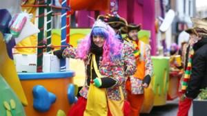 Carnaval Lommel wordt uitgesteld door slecht weer
