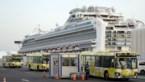 Japan meldt eerste coronabesmetting na vertrek passagiers van cruiseschip