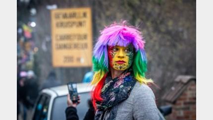 Bekijk hier de foto's van de carnavalsstoet in Teuven