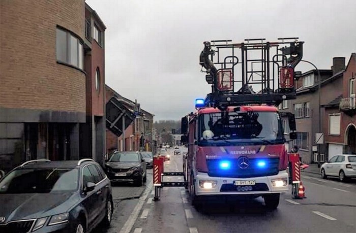 Rukwinden van 80 km/uur, maar weinig meldingen van schade bij brandweer