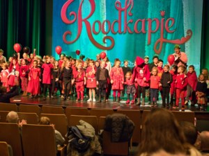 Musical van leerlingen Ondersteboven blaast grootouders omver