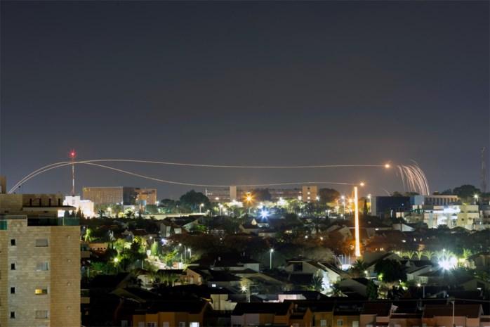 Palestijnen vuren raketten op Israël af na dood Palestijnse militant