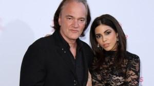 Quentin Tarantino op zijn 56ste voor het eerst vader