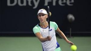 Titelverdedigster Elise Mertens neemt eerste horde op WTA-toernooi van Doha