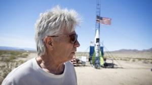 Amerikaan wil tonen dat aarde plat is, maar sterft in zelfgebouwde raket