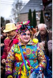 Bekijk hier alle foto's van de carnavalsstoet in Moelingen