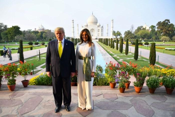 """Trump belooft 100.000 Indiërs """"de beste en meest gevreesde wapens ter wereld"""""""