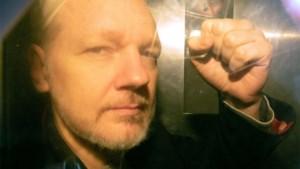 Julian Assange verschijnt maandag in Londen voor rechter