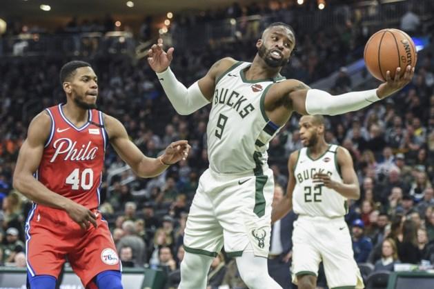 Milwaukee heeft ticket voor NBA-play-offs in recordtijd op zak