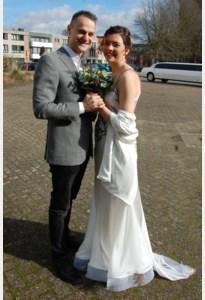 Karlien en Nicky in Zonhoven
