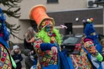 Zwarte laere sloffe van prins Cuub I zijn carnavalshit in Ophoven