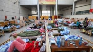 Dodentol coronavirus in China gestegen tot 2.400, toestand in Iran en Zuid-Korea zorgelijk