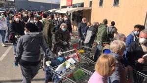 """Limburgers in Italië: """"Scholen en cafés sluiten en iedereen hamstert"""""""