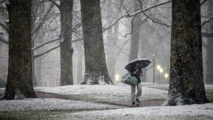 Wordt Limburg woensdag wakker met sneeuwtapijt?