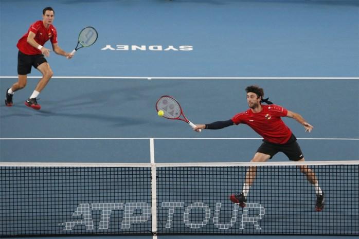 Davis Cupteam kleurt Limburgs