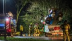35-jarige bestuurder carnavalswagen komt om het leven bij ongeval