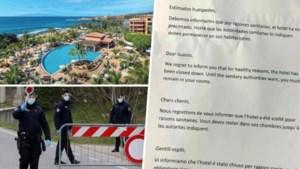 LIVE. 116 Belgen vast op Tenerife door coronavirus, dodental Italië staat op 11