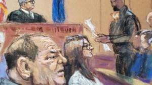 Harvey Weinstein in cel voor seksueel misbruik