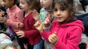 Kleine wetenschappers in basisschool GoBiLijn