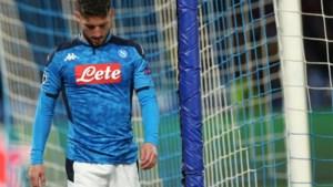 Finalmente! Dries Mertens evenaart clubrecord met 121e doelpunt voor Napoli