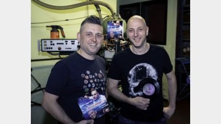 DJ Ward en DJ Jan Vervloet komen met een nieuwe versie van Fiocco's 'Afflitto'