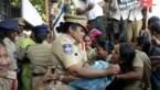 Zeker vijf doden bij betogingen tijdens bezoek van Trump aan India